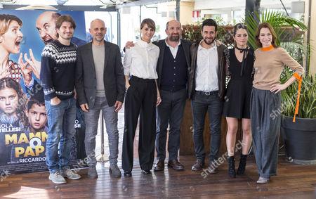 Denis Fasolo, Riccardo Milani, Paola Cortellesi, Antonio Albanese, Luca Angeletti, Matilde Gioli, Stefania Rocca