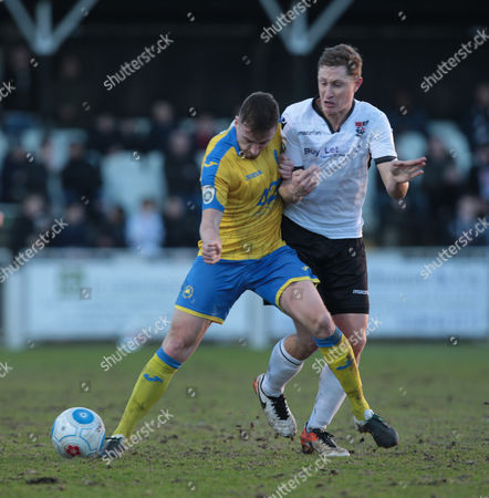 Editorial image of Bromley v Torquay United, Vanarama National League, Football, Courage Stadium, UK - 04 Feb 2017