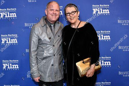 Bruce Heavin and Lynda Weinman