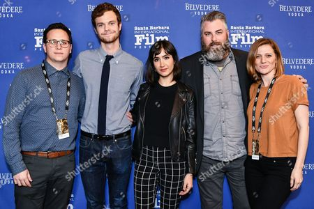 Editorial image of Outstanding Performers of the Year Award, Arrivals, Santa Barbara International Film Festival, USA - 03 Feb 2017