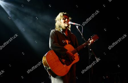 Stock Picture of Martha Wainwright in concert at O2 ABC Glasgow