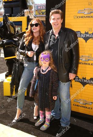Ralph Garman and family