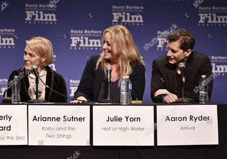 Editorial picture of Producers Panel, Santa Barbara International Film Festival, USA - 04 Feb 2017