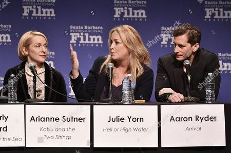 Editorial picture of Producers Panel, Santa Barbara International Film Festival, USA - 04 Feb 2017