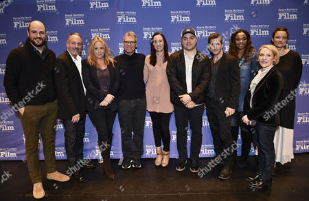 Editorial image of Producers Panel, Santa Barbara International Film Festival, USA - 04 Feb 2017