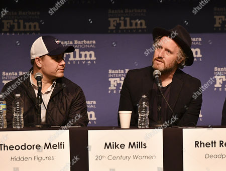Theodore Melfi and Mike Mills