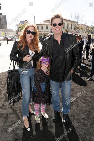 Kerry Garman, Olivia Garman, Ralph Garman