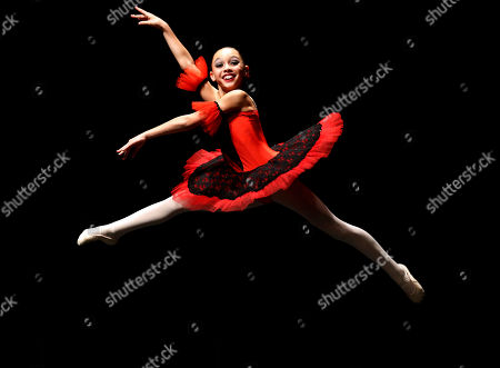 Editorial photo of Student Dance Competition Photo Essay, River Forest, USA - 02 Feb 2017