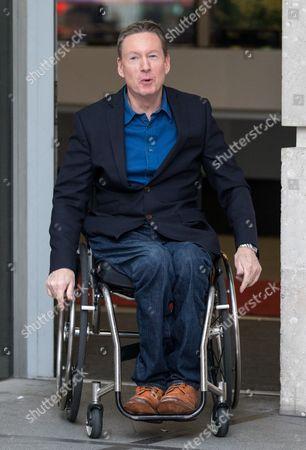 Frank Gardner leaving