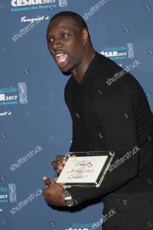 Stock Picture of Omar Sy