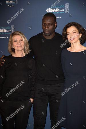 Editorial image of Cesar Nominee luncheon, Paris, France - 05 Feb 2017