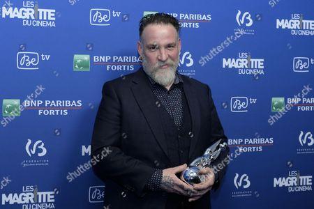 Bouli Lanners wins award for best director