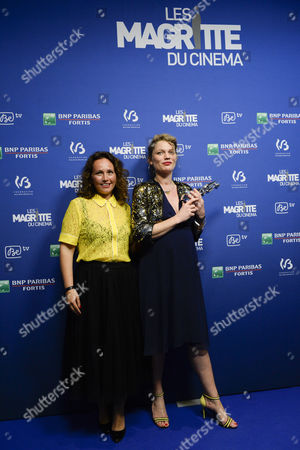 Editorial photo of Magrittes Du Cinema Awards, Brussels, Belgium - 04 Feb 2017