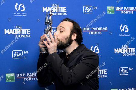 Editorial image of Magrittes Du Cinema Awards, Brussels, Belgium - 04 Feb 2017