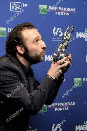 Jean-Jacques Rausin wins the Magritte of the best actor