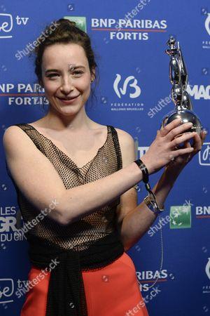 Salome Richard wins award for most promising actress