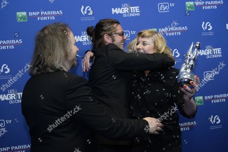Xavier Seron, Anthony Rey, Catherine Salee wins best fictional short story
