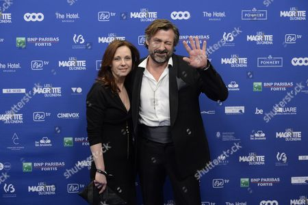 Editorial image of Magrittes Du Cinema Awards, Brussels, Belgium - 04 Feb 2017