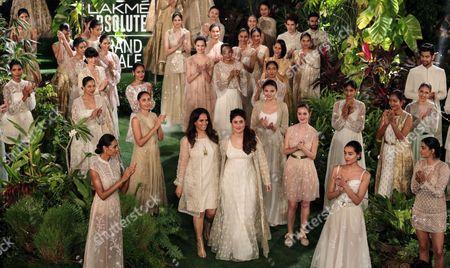Kareena Kapoor Khan and Anita Dongre