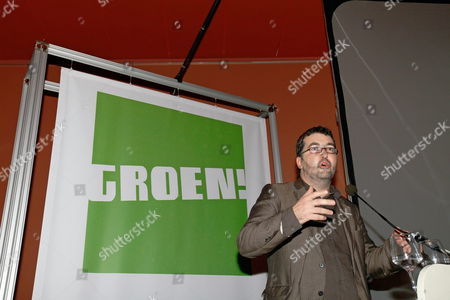 Editorial photo of Belgium Groen! Conference - Oct 2010
