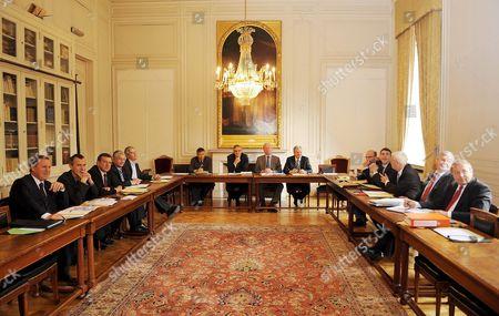Editorial picture of Belgium Communities Dialogue 12 Group - Oct 2008