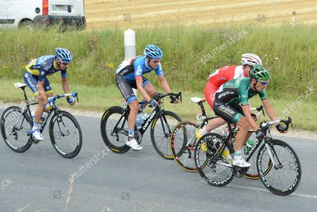 Editorial picture of Belgium Cycling Tour De France 2012 - Jul 2012
