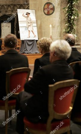 Mass to Commemorate Grand-duchess Josephine-charlotte of Luxembourg Tuesday 18 January 2005 at the Sint-goedele / Saint-gudule Cathedral in Brussels Belgium Brussels