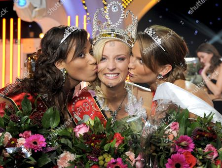 Editorial image of Belgium Miss Belgium 2008 - Dec 2007