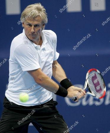 Editorial image of Belgium Tennis Legend Cup Third Day - Nov 2007