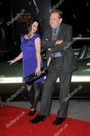 Geraldine Hughes and Brian Howe
