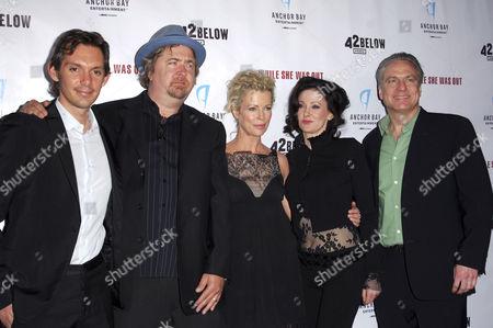 Lukas Haas, Don Murphy, Kim Basinger and Susan Montford
