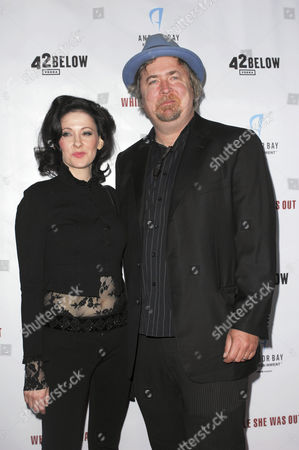 Susan Mantford and Producer Don Murphy