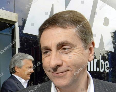 Editorial image of Belgium Elections Aftermath Cd&v - Jun 2010
