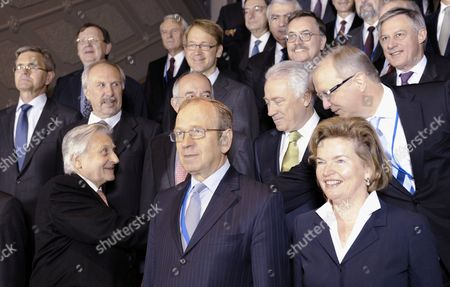 Editorial photo of Finland Ecb Governing Council Meeting - May 2011