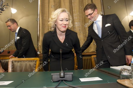Editorial image of Finland Government - Jun 2011