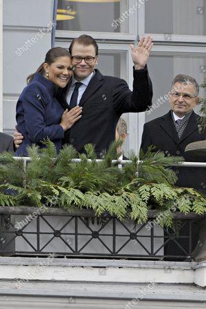 Editorial image of Finland Sweden Royalty - Nov 2010