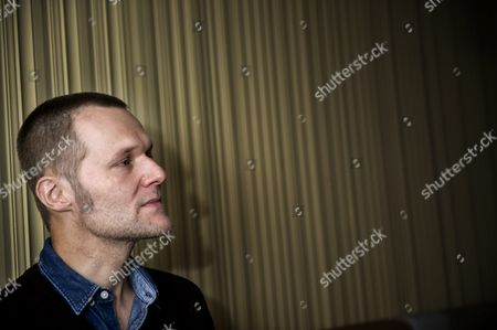 Stock Image of Kasper Collin, Swedish director and producer