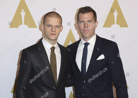 Lucas Hedges and Kevin J. Walsh