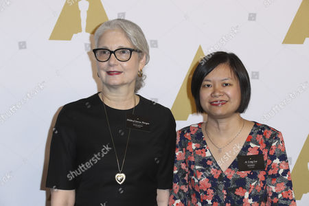 Mildred Iatrou Morgan and Ai-Ling Lee