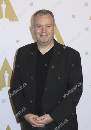 Editorial picture of Oscar Nominee Luncheon, Arrivals, Los Angeles, USA - 06 Feb 2017