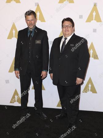 Joel Harlow and Richard Alonzo