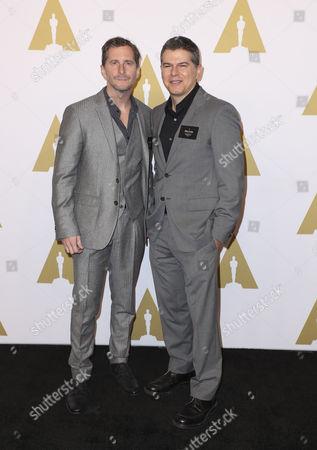 Aaron Ryder and Dan Levine