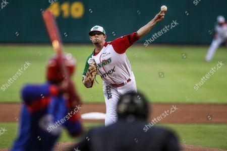 Editorial photo of Baseball Caribbean Series, Culiacan, Mexico - 06 Feb 2017