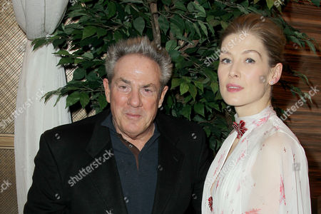 Stock Photo of Rick McCallum (Producer), Rosamund Pike