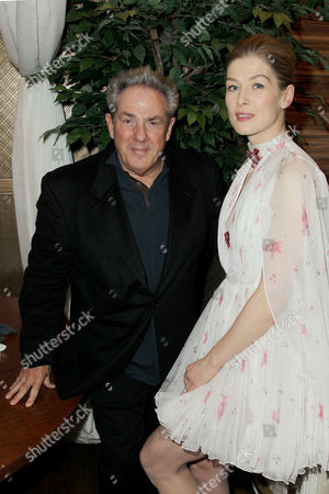 Rick McCallum (Producer), Rosamund Pike
