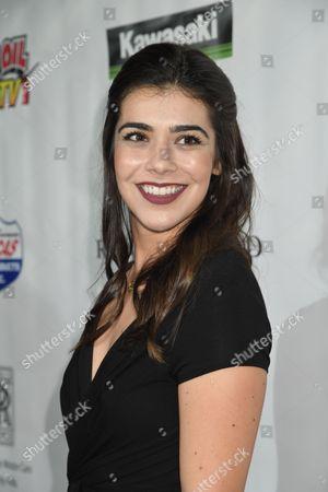 Stock Picture of Nicole Badaan