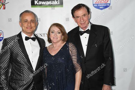 Ali Afshar, Claire Lucas, Forrect Lucas