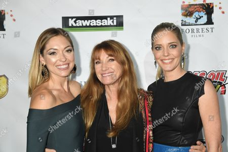 Editorial image of 'Running Wild' film premiere, Los Angeles, USA - 06 Feb 2017