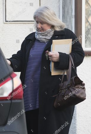 Editorial picture of Kirsten Farage out and about, Kent, UK - 06 Feb 2017