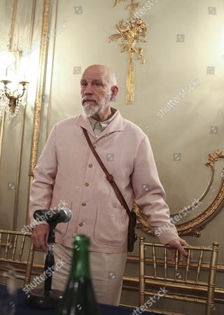 Us Actor John Malkovich Attends a Press Conference in a Hotel in Buenos Aires Argentina 19 October 2016 Malkovich Presented His Show 'An Evening with John Malkovich' with Two Performances in the Argentinian Capital Based on Texts of Latin America Literature Figures As Pablo Neruda and Ernesto Sabato Argentina Buenos Aires